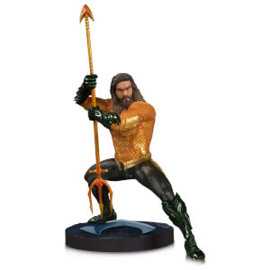 DC Collectibles Aquaman Movie Aquaman Statue - 26.6cm