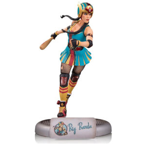 Statuette Big Barda DC Collectibles DC Bombshells - 24.75 cm