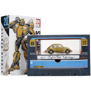Figurine Bumblebee Vol. 2 Retro Pop Highway - Entertainment Earth Exclusive Hasbro Transformers Studio Series 20