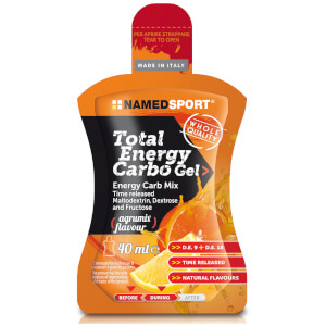 NAMEDSPORT Total Energy Carbo Gel - 24 Gels
