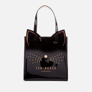 Ted Baker Women's Zazicon Cat Small Icon Bag - Black