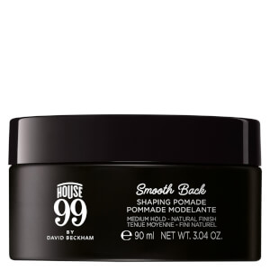 House 99 Smooth Back Shaping Pomade 90ml