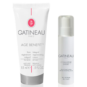 Gatineau Age Benefit Cream with Collagene Expert Serum