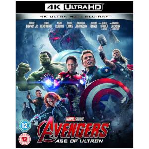 Avengers Age of Ultron - 4K Ultra HD