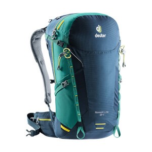 Deuter Speed Lite 24L Backpack - Navy/Alpine Green