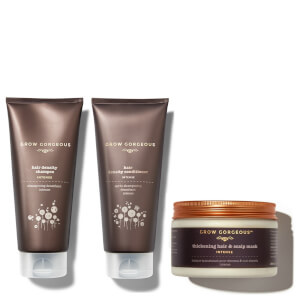 Grow Gorgeous Intensely Gorgeous Trio (Worth £62)