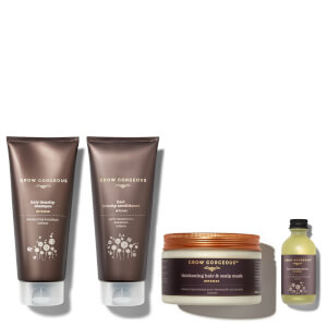 Grow Gorgeous Intensely Gorgeous Deluxe Bundle (Worth $130.00)