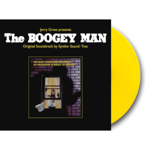 The BoogeyMan 1980 Vinyl Record - Zavvi UK Exklusiv (300 Exemplare)