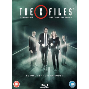 The X-Files Complete - Seasons 1-11