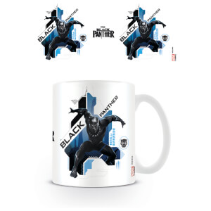 Black Panther (Pounce) Coffee Mug