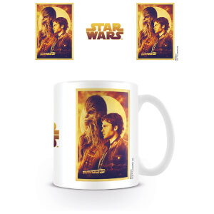 Solo: A Star Wars Story (Han and Chewie) Coffee Mug