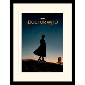 Doctor Who (New Dawn) Mounted & Framed 30 x 40cm Print