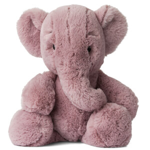 WWF Cub Club Ebu the Elephant - Pink