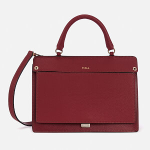 Furla Women's Like Small Top Handle Bag - Cherry