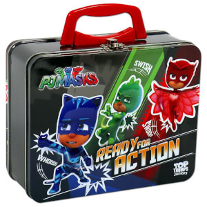 Top Trumps Activity Tin Game - PJ Masks Edition