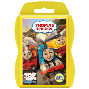 Top Trumps Junior Card Game - Thomas Edition