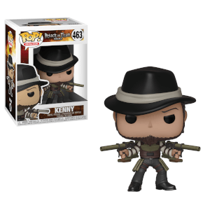 Attack on Titan Kenny Pop! Vinyl Figure