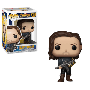 Marvel Infinity War Bucky with Weapon Funko Pop! Vinyl