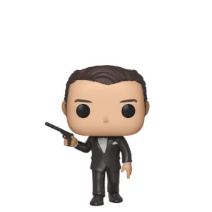 Figura Funko Pop! - Goldeneye Pierce Brosnan - James Bond
