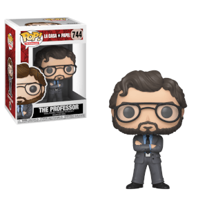 La Casa de Papel (Money Heist) The Professor Funko Pop! Figuur