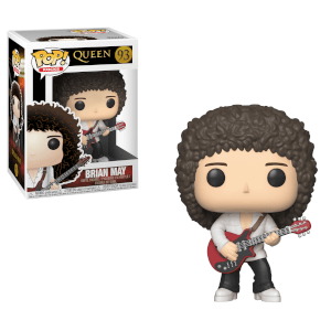 Figura Funko Pop! Rocks - Brian May - Queen
