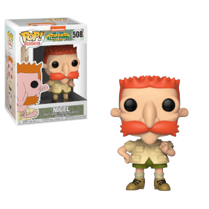 Figurine Pop! Nigel La Famille Delajungle
