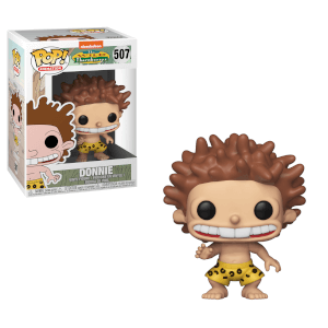 Figurine Pop! Donnie La Famille Delajungle