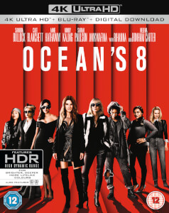 Ocean's Eight - 4K Ultra HD