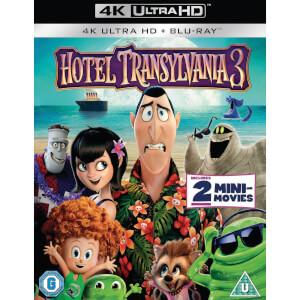 Hotel Transylvania 3 - 4K Ultra HD