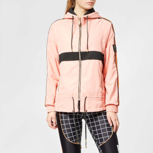 P.E Nation Women's Man Up Jacket - Salmon