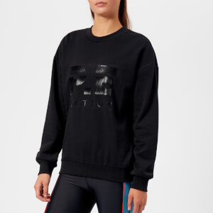 P.E Nation Women's The Driver Sweatshirt - Black