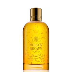 Molton Brown 沉香金箔珍贵沐浴油