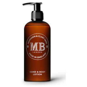 Molton Brown 1973 Mandarin & Clary Sage Hand & Body Lotion