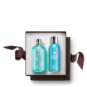 Molton Brown Coastal Cypress & Sea Fennel Body Gift Set