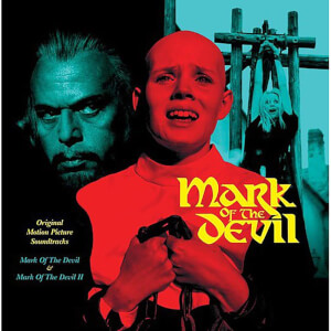 Mark Of The Devil I & Ii (Original Motion Picture Soundtracks) - Gatefold-Color Vinyl LP