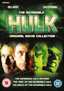 The Incredible Hulk - Original Movie Collection