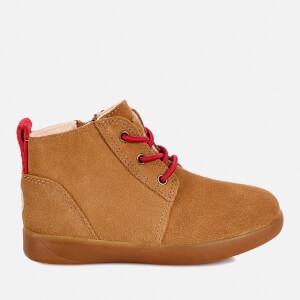 UGG Toddler's Kristjan Suede Boots - Chestnut