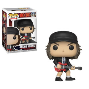 Pop! Rocks AC/DC Angus Young Pop! Vinyl Figure