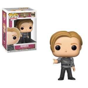 Figura Funko Pop! - Romeo - Romeo y Julieta de William Shakespeare