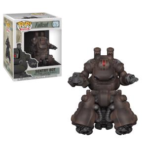 Figurine Pop! Robot Sentinelle - Fallout - 15 cm