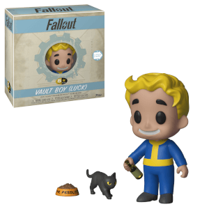 Figurine Funko 5-Star Vault Boy (Luck) Fallout