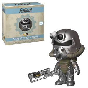 5 Star Fallout S2 T-51 Power Armour Vinyl Figur