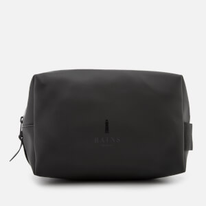 RAINS Small Wash Bag - Black