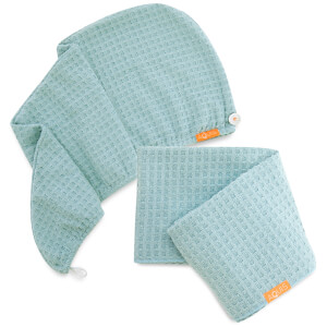 Lot de 2 Serviettes Aquis Dream Boat Blue