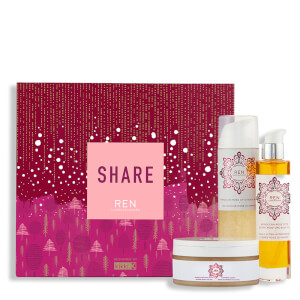 REN Share Gift Set (Worth £70)