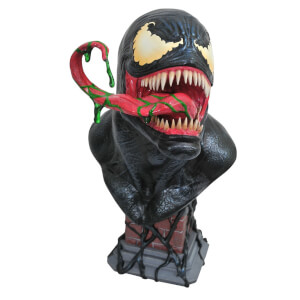 Diamond Select Marvel Comics Venom 1:2 Scale Resin Bust - 25 cm