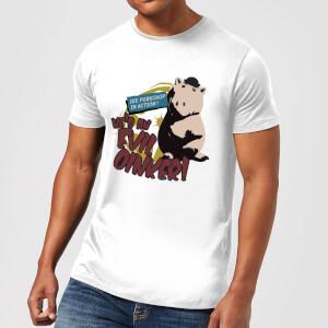 Toy Story Evil Oinker Herren T-Shirt - Weiß