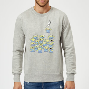 Toy Story The Claw Sweatshirt - Grey