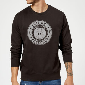 Sweat Homme Dr Bayonne Toy Story - Noir