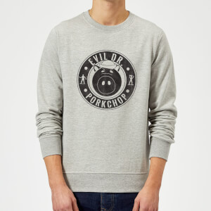 Sweat Homme Le Méchant Dr Bayonne Toy Story - Gris